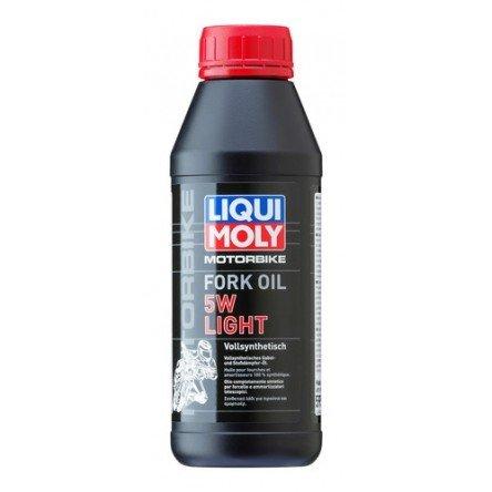 Liqui Moly Aceite Sintético Motorbike Fork Oil 5W light