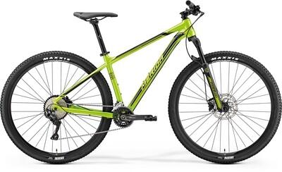 Brugt udlejnings cykel 2019