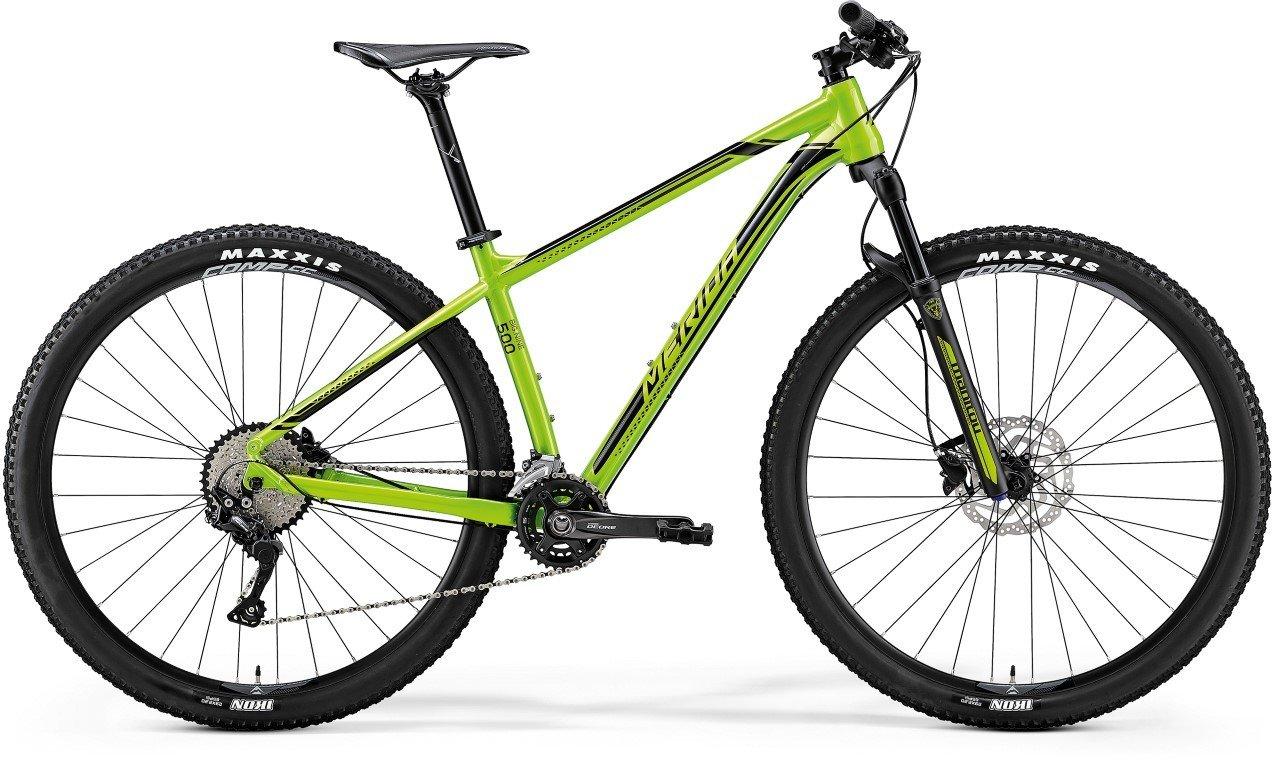 Brugt udlejnings cykel