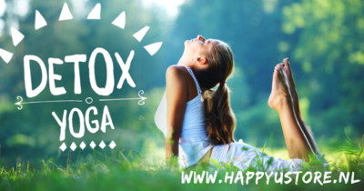 Herfst Detox & Yoga Weekend!