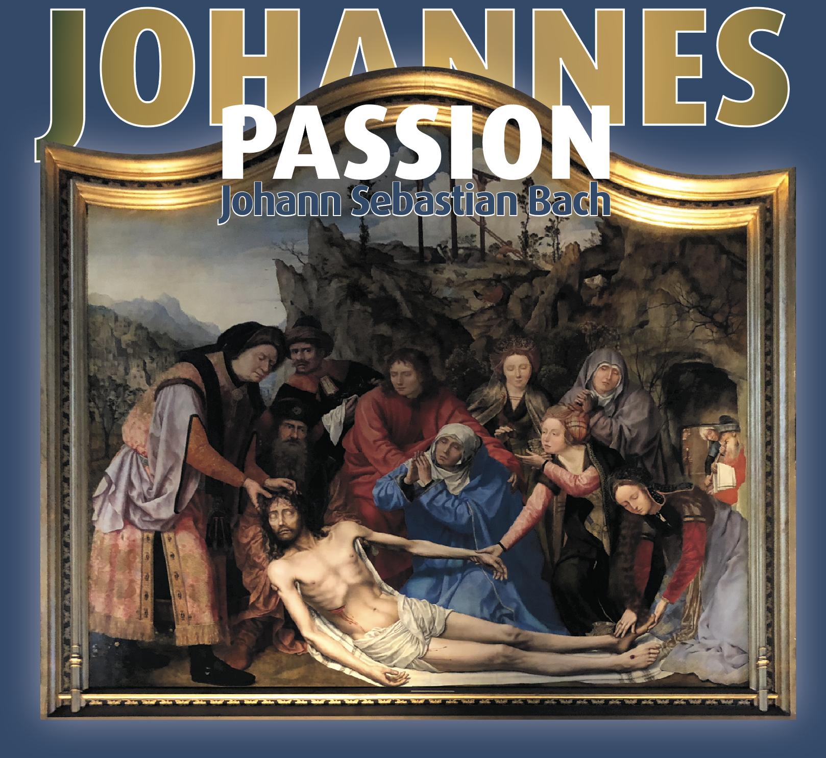 Johannes Passion Eerste rang 62