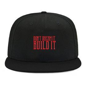Dad Cap Don't Dream It Build It 01R170601R