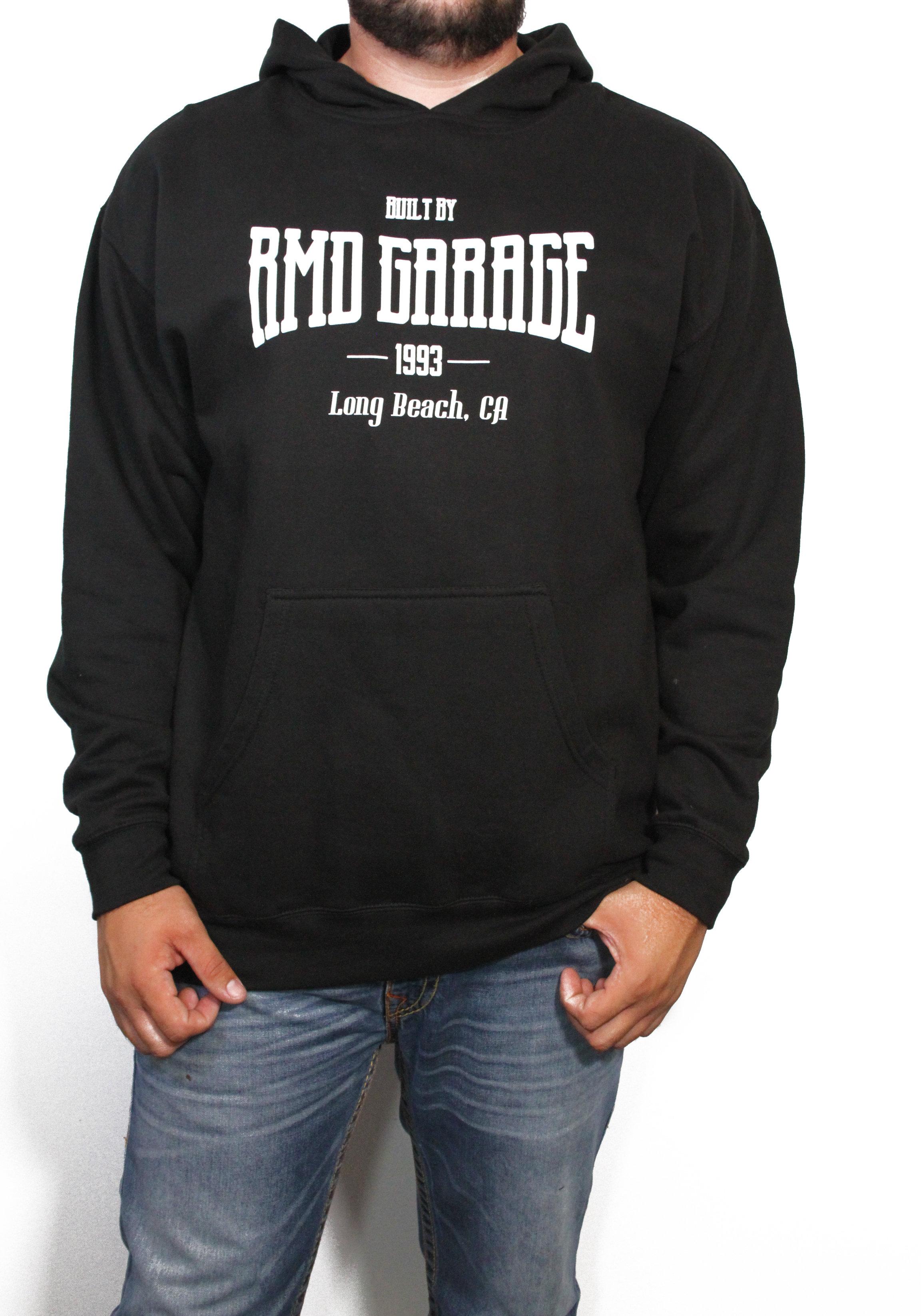 Black Built By Hoodie 01R170400B