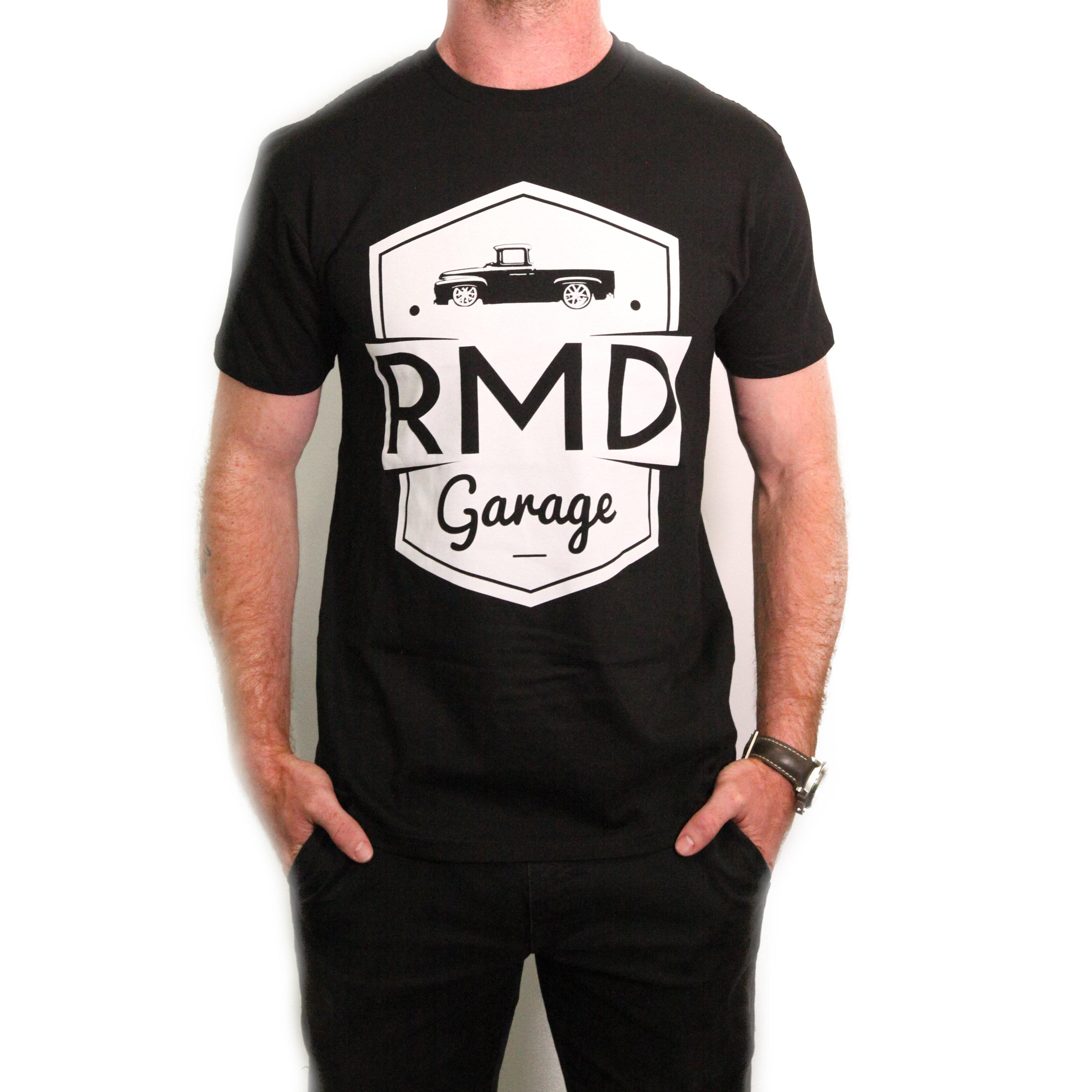 Black F100 Tshirt 01R170302B