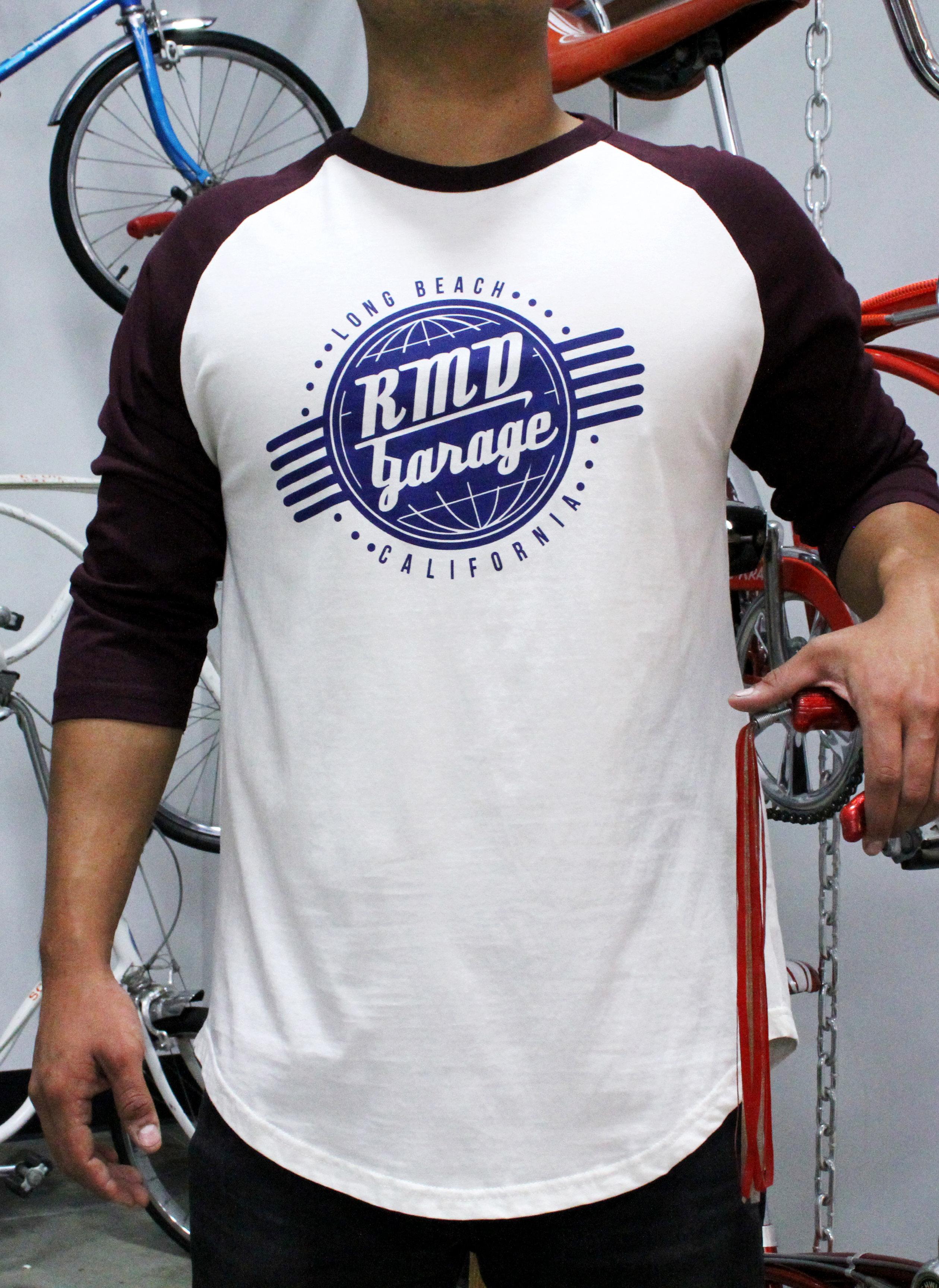 Baseball Rmd Shirt 01R170500BW