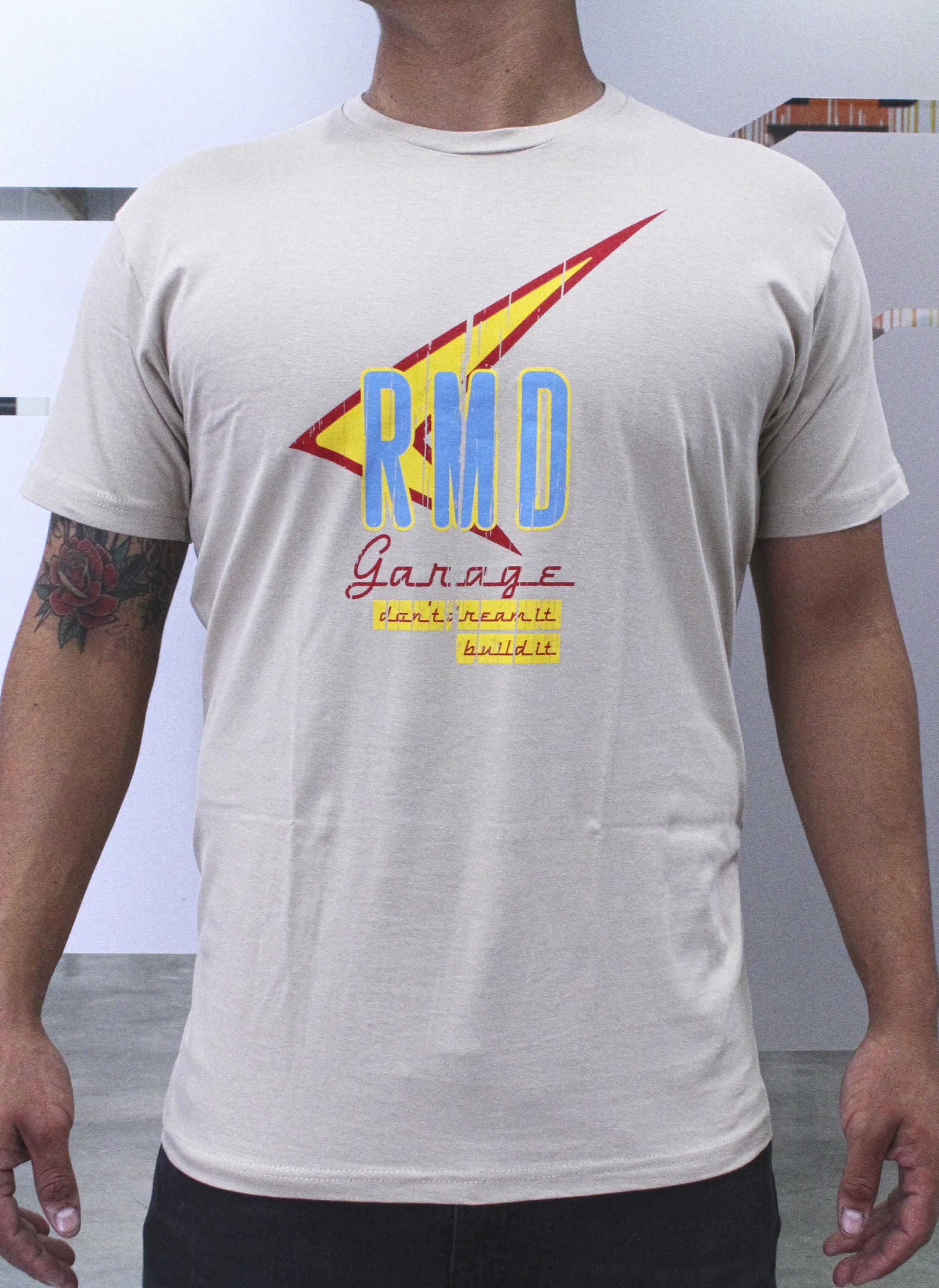 Earth Retro T-Shirt 01R170500DB