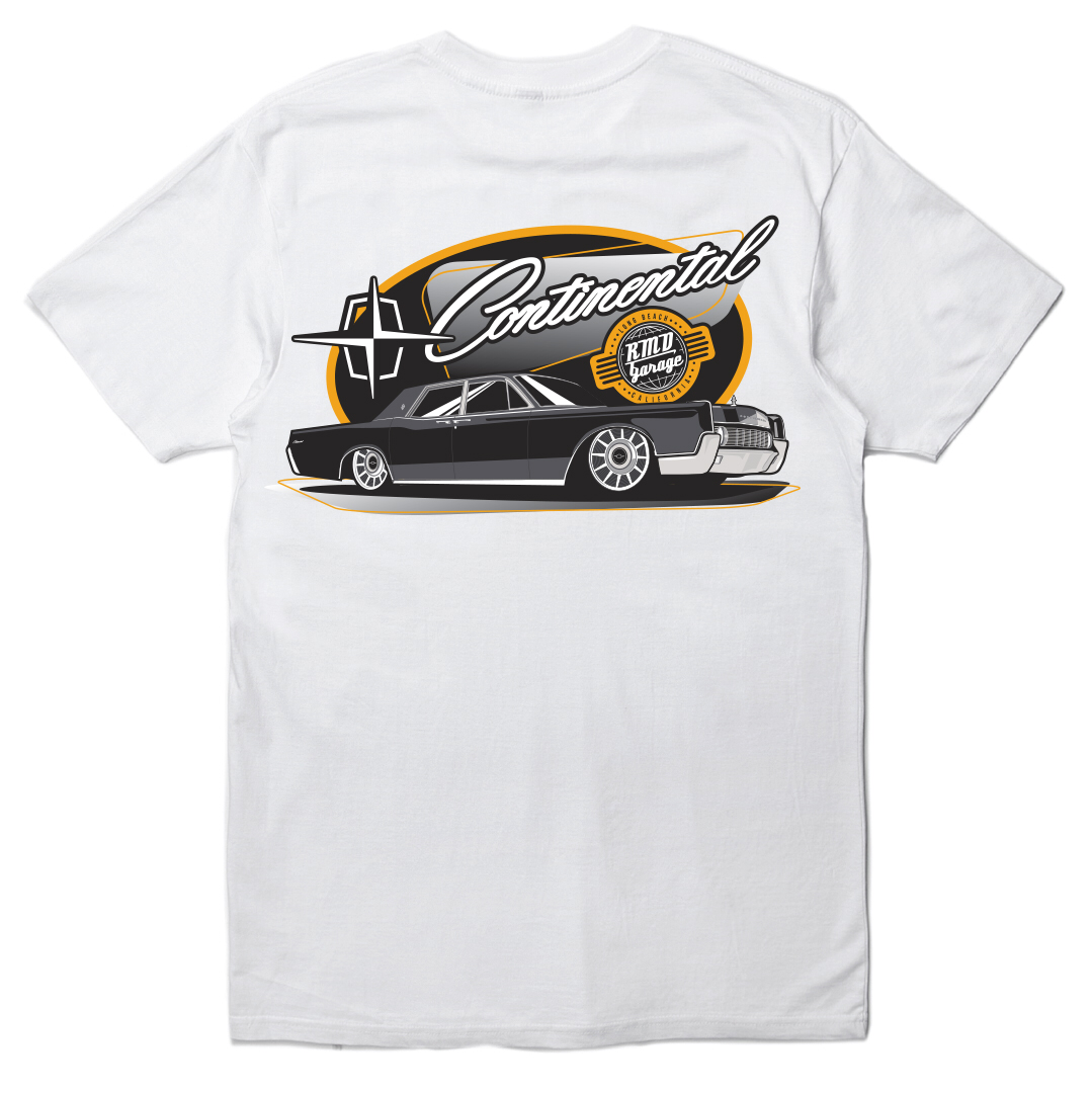YOUTH Lincoln Graphic Tee 001R1800TYLW