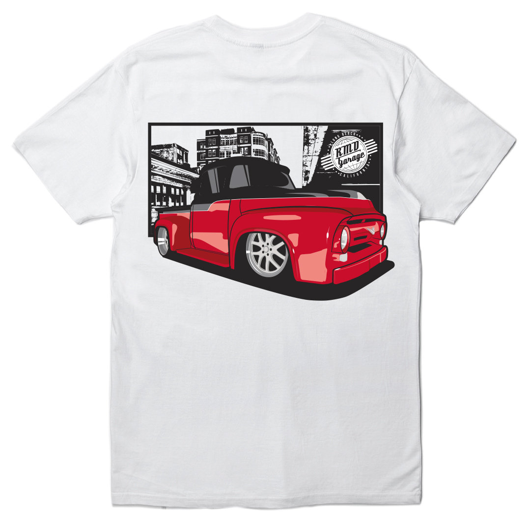 F100 Graphic T Shirt 001R1800TFW