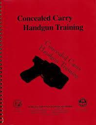 Register For A North Carolina Conceal Carry Handgun Class