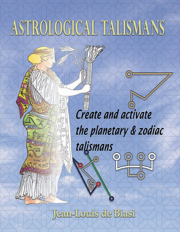 Astrological Talismans 00178