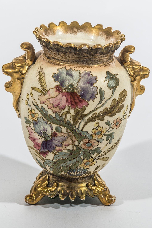 Royal Bonn Porcelain Vase Collectibles For Sale