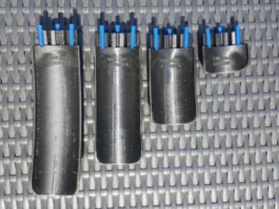 Spatbordverlengers ST1, ST1X, ST2, ST3 en ST2S