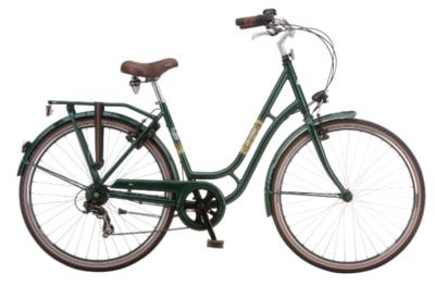 Oxford Col De Cygne groen dame 50