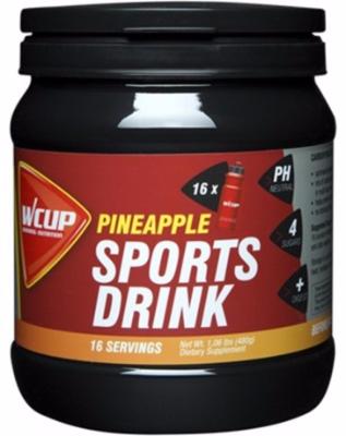 WCup Sportsdrink Pineappel 480g