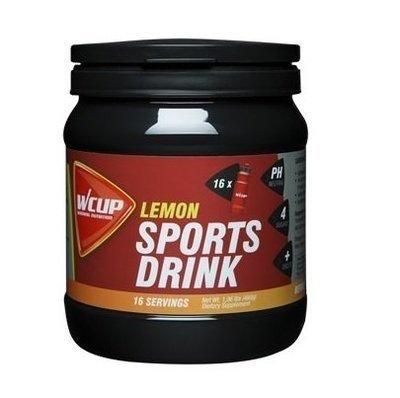 WCup Sportsdrink Lemon 480g