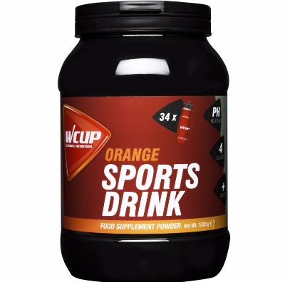 WCup Sportsdrink Orange 1020g