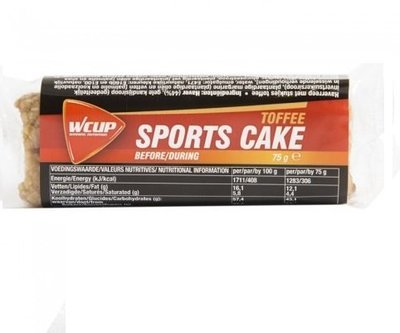 Wcup Sportscake Toffee