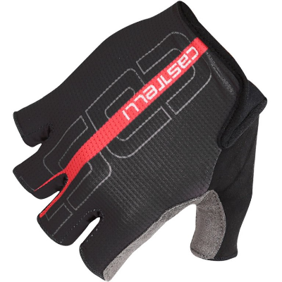 Castelli Tempo Glove Black/Red