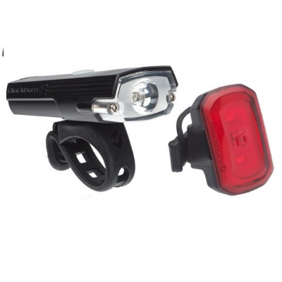 Blackburn Dayblazer 400 + click rearlight