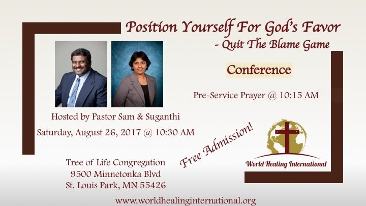 3 CD Conference Package - Position yourself for God's Favor