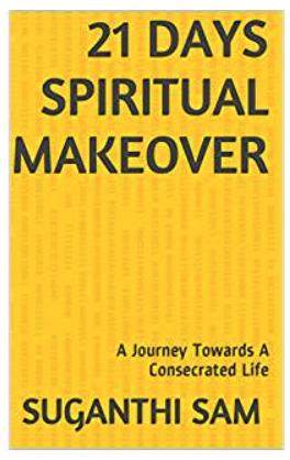 21 Days Spiritual Makeover - E-Book 90013