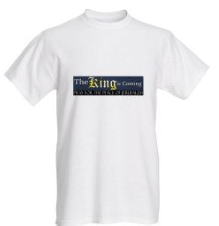 T-shirt - S,M,L,XL,XXL (White) 90049