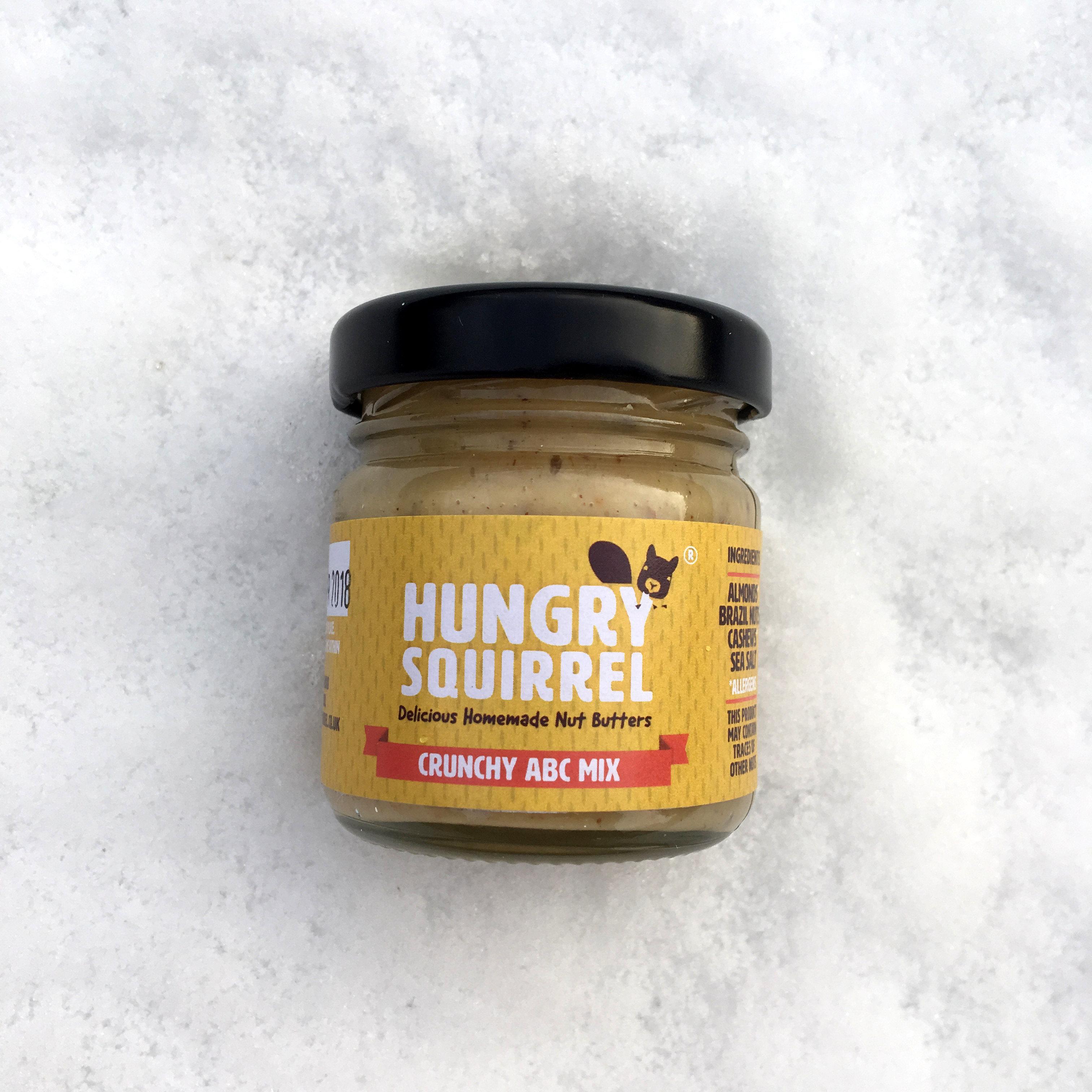 ABC Crunchy taster jar 016