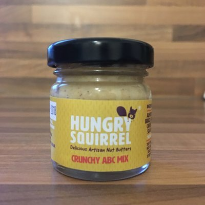 Crunchy ABC Mix taster jar
