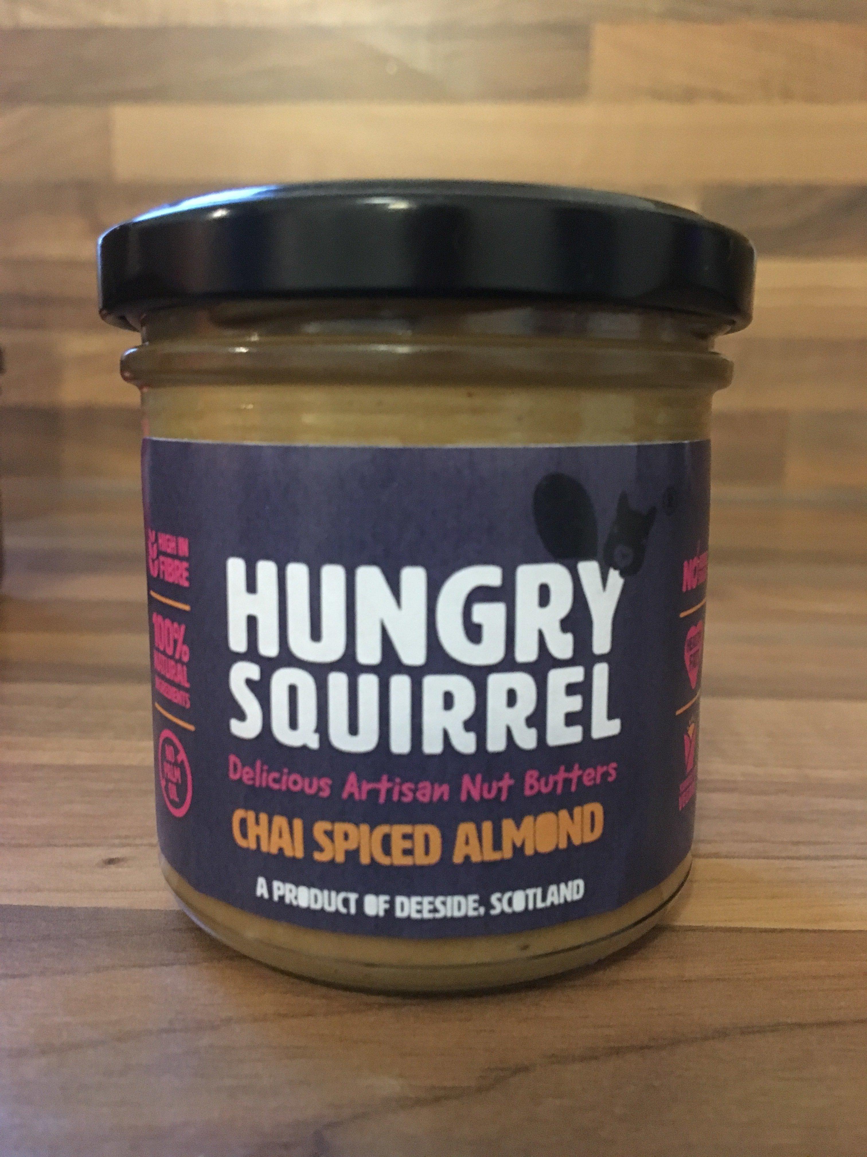 Chai Spiced Almond 008