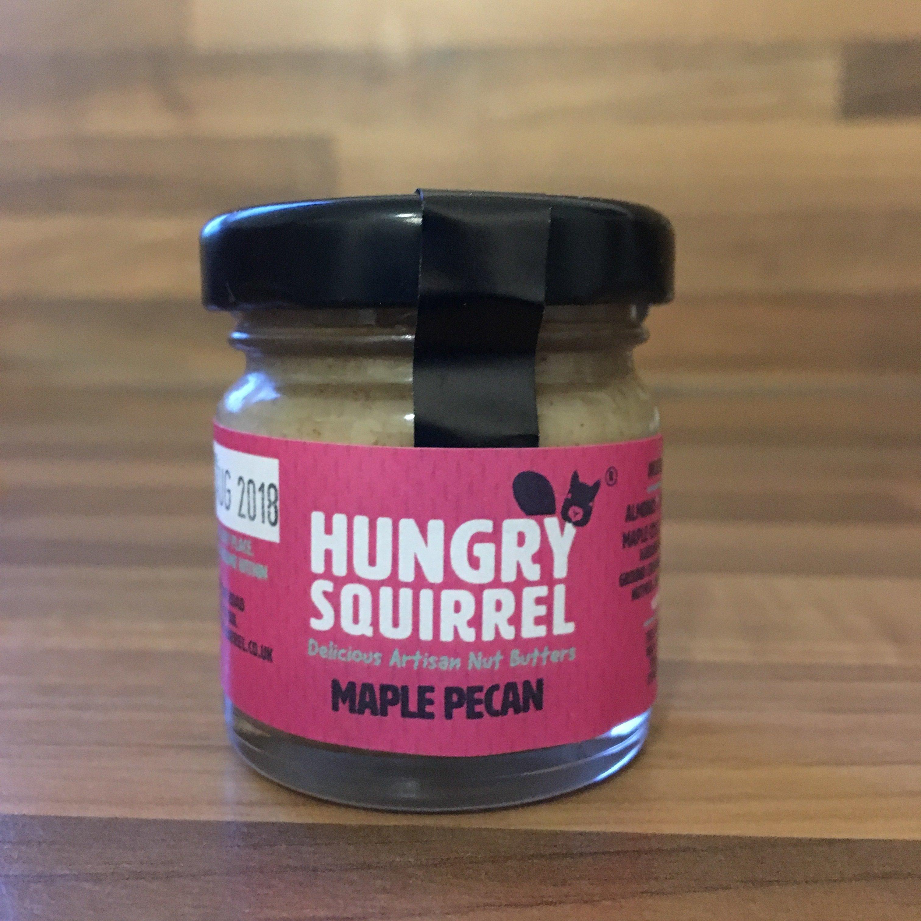 Maple Pecan Taster Jar 00001