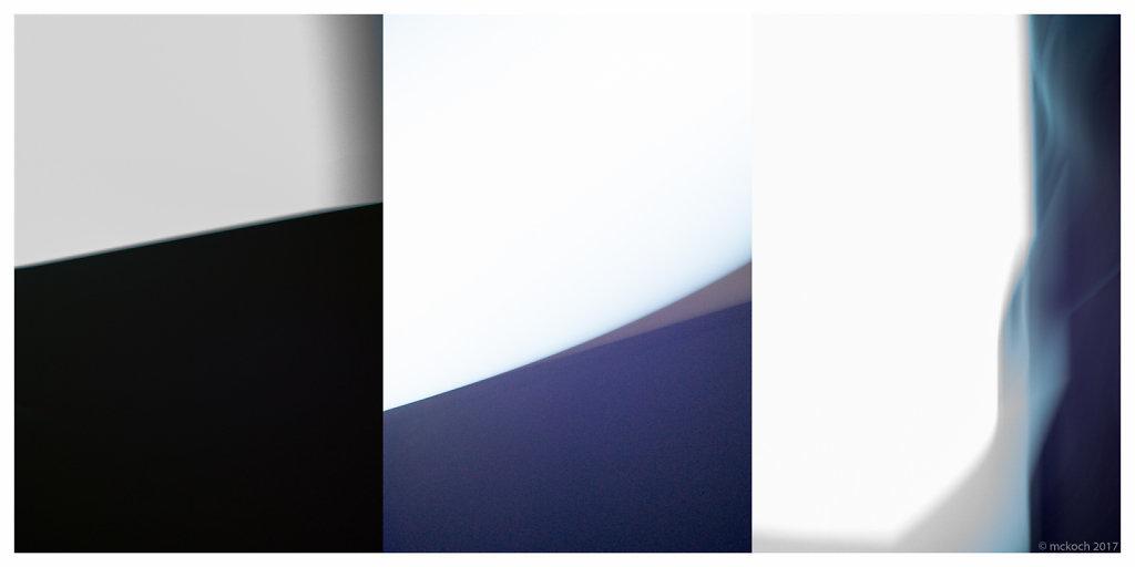 TRIPLET - 40x70 foto poster