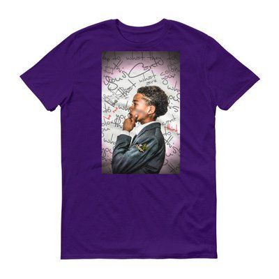 Noise Purple Tee