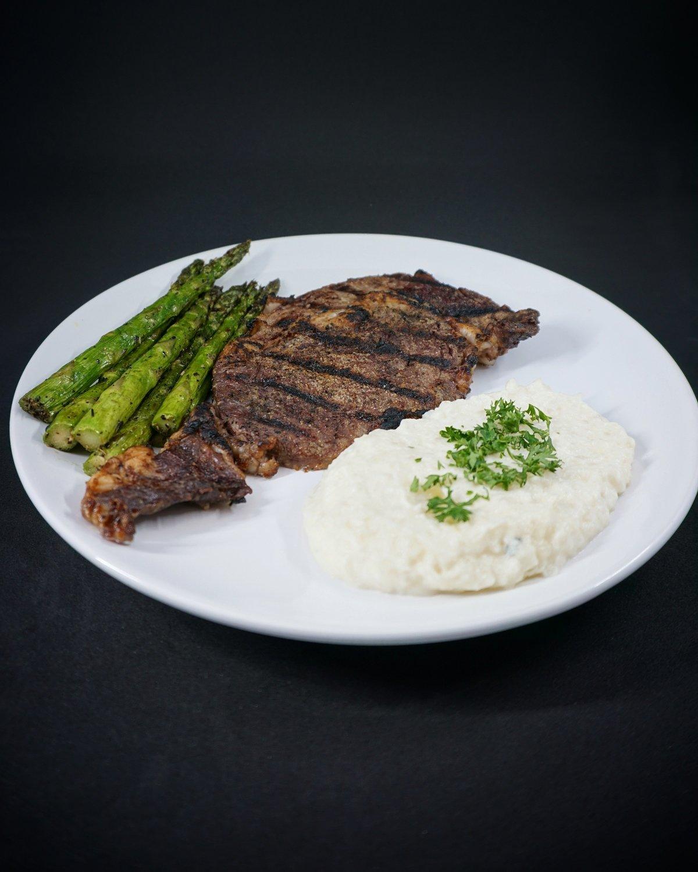Ribeye Steak (healthy cheat meal)