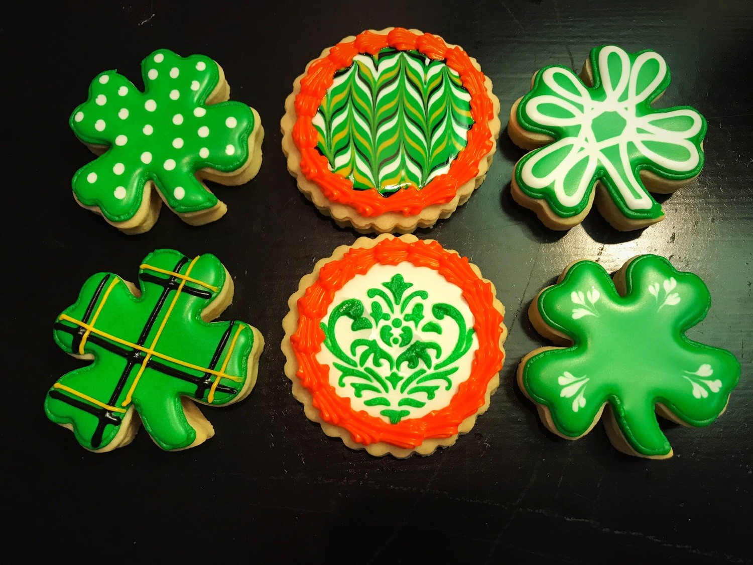 ST PATRICK'S DAY (SET A)