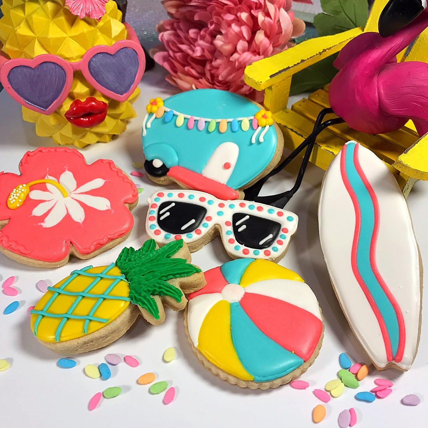 SUMMER TIME Decorating Workshop - TUESDAY, JUNE 18 at 6:30 p.m. (KIEPERSOL'S SALT KITCHEN) - SENIOR TICKET (Age 55+)