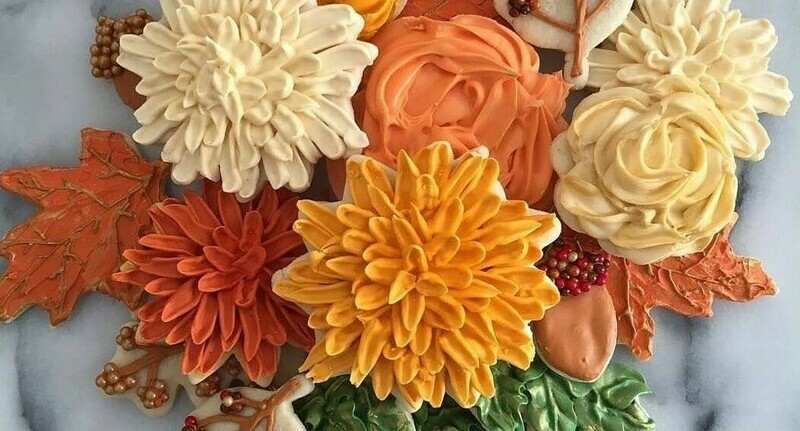 AUTUMN Decorating Workshop (BYOB) - SUNDAY, SEPTEMBER 29, 2019 at 6:00 p.m. (THE VENUES ON SYCAMORE)