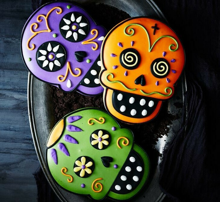 SUGAR SKULL Decorating Workshop - TUESDAY, OCTOBER 29th at 6:30 p.m. (KIEPERSOL'S SALT KITCHEN)