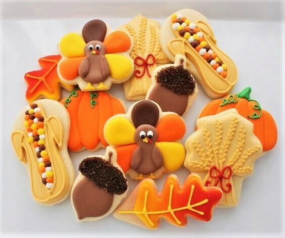 'Gobble Gobble' Decorating Workshop - TUESDAY, NOVEMBER 12th at 6:30 p.m. (WYLDE ACRES)