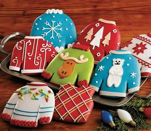 'Ugly Sweater' Decorating Workshop - FRIDAY, DECEMBER 6, 2019 at 6:30 p.m. (THE VENUES ON SYCAMORE)