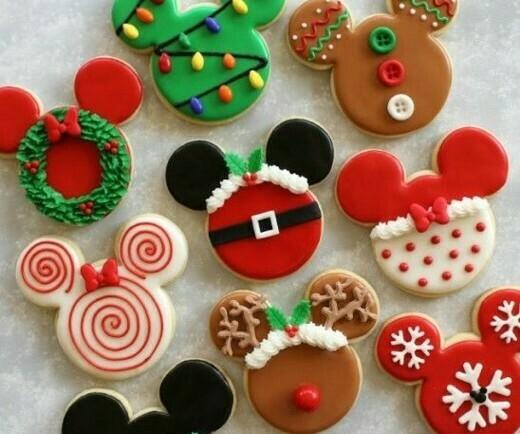 'Mickey's Christmas' Decorating Workshop - SUNDAY, NOVEMBER 17, 2019 at 3:00 p.m. (THE POTPOURRI HOUSE)