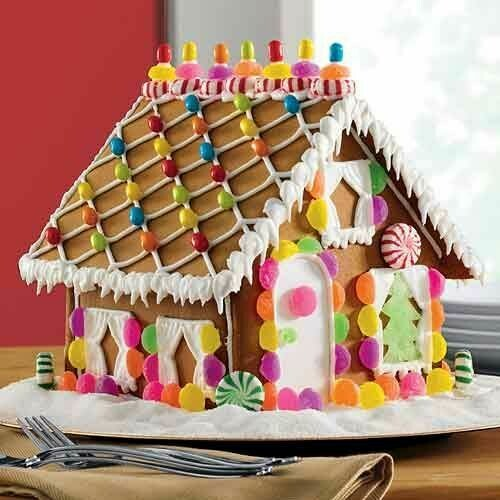'Gingerbread House' Decorating Workshop - SUNDAY, DECEMBER 15, 2019 at 3:00 p.m. (THE POTPOURRI HOUSE)