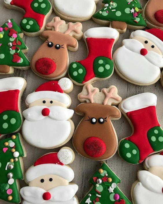 'Tis The Season Decorating Workshop - THURSDAY, DECEMBER 12th at 6:30 p.m. (THE COOKIE DECORATING STUDIO)