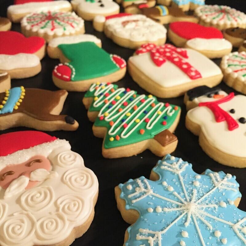 'Christmas Time' Decorating Workshop - TUESDAY, DECEMBER 17th at 6:30 p.m. (KIEPERSOL'S SALT KITCHEN)
