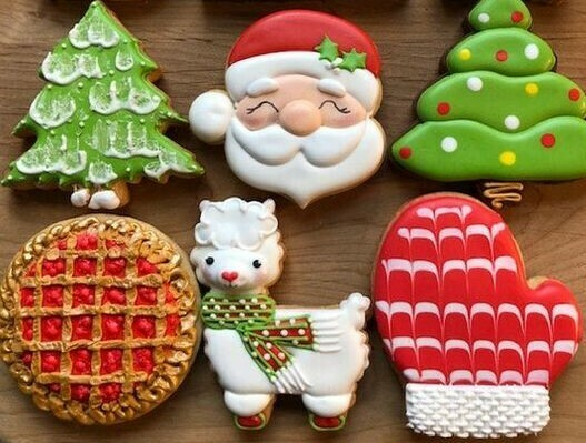 'Winter Treats Decorating Workshop - FRIDAY, DECEMBER 6th at 6:30 p.m. (THE COOKIE DECORATING STUDIO)