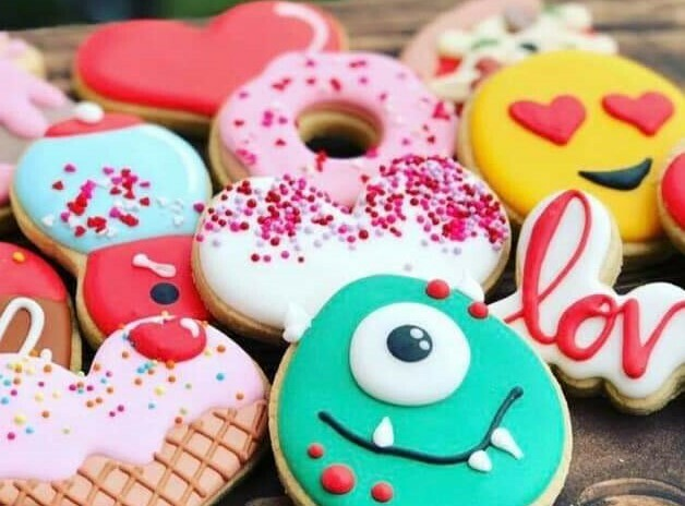 'Happy Treats' Decorating Workshop - SATURDAY, FEBRUARY 1st at 4:00 p.m. (CHAMPIONS FOR CHILDREN OF SMITH COUNTY)