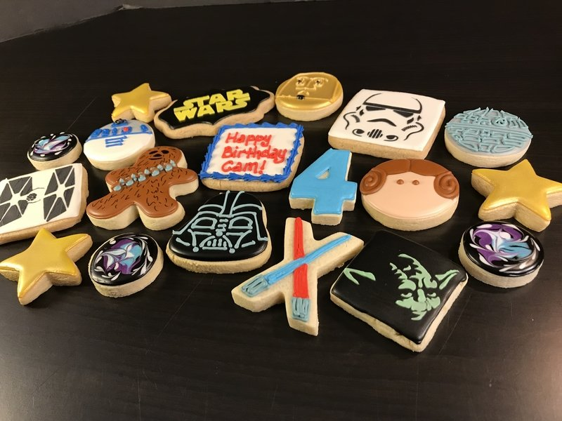STAR WARS (1 DOZEN)