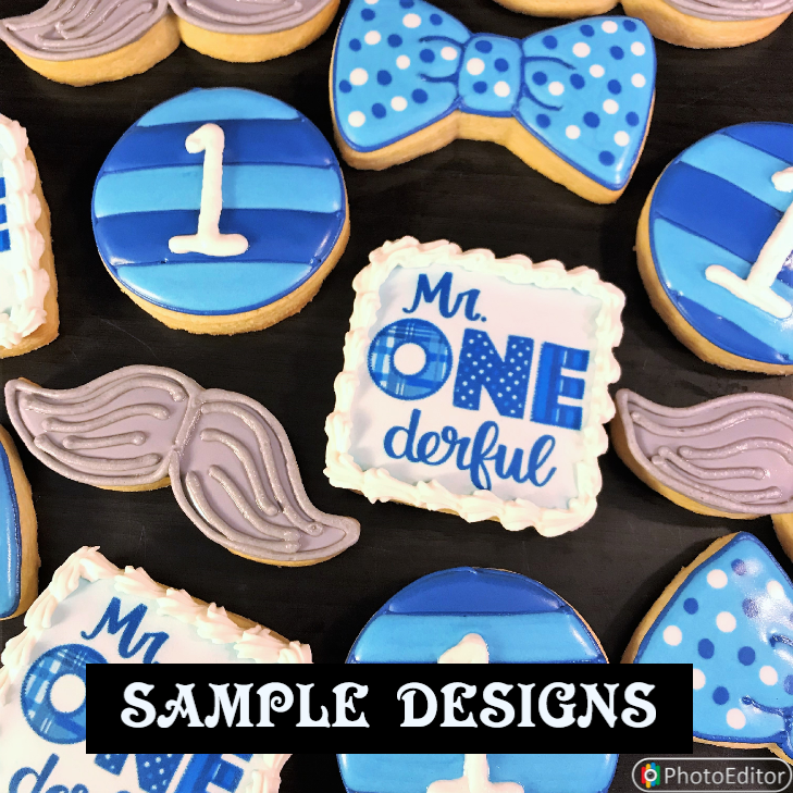 MR. ONE-DERFUL BIRTHDAY (1 DOZEN)