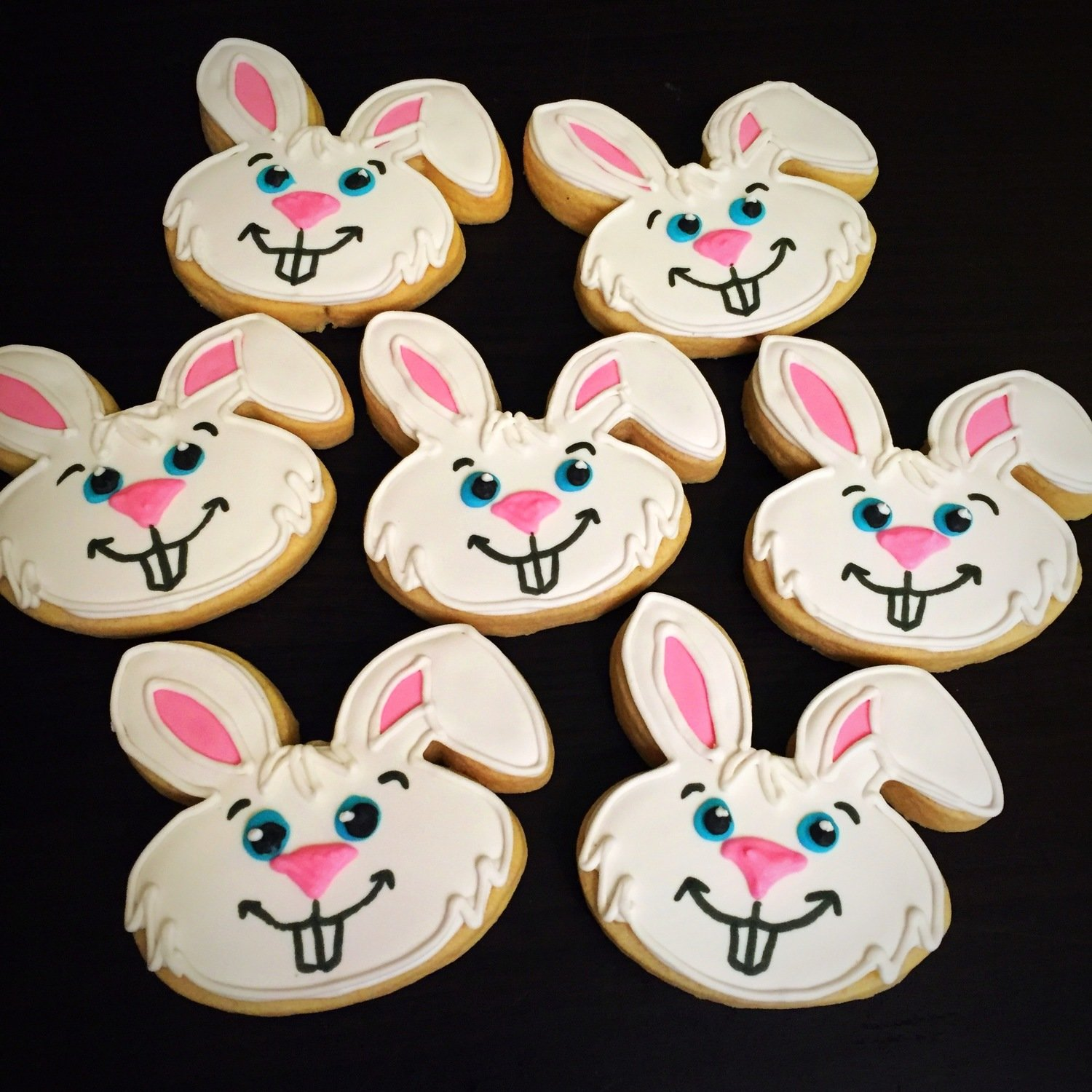 BUNNY RABBIT COOKIES (1 DOZEN)