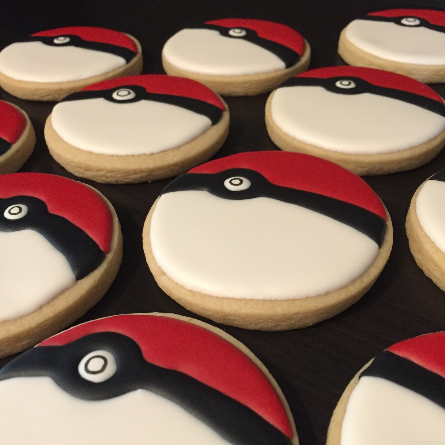 POKEMON BALLS (1 DOZEN)