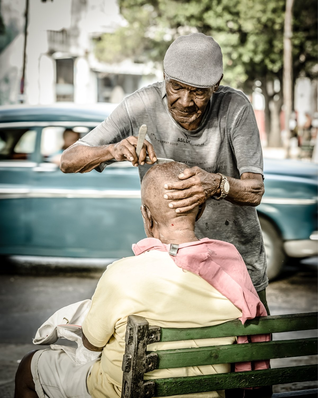 Barbier | KUBA...Alter Glanz der Vergangenheit!